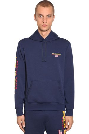 Polo Ralph Lauren Men Hoodies - Logo Cotton Blend Sweatshirt Hoodie