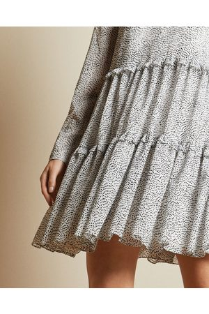 Ted Baker Spotted Mini Dress