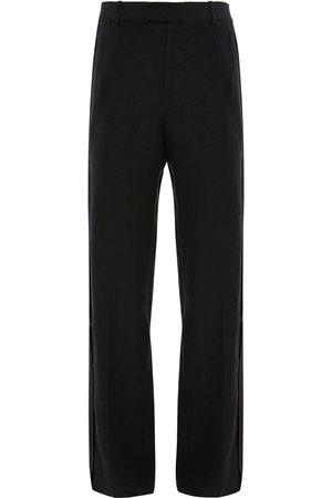 J.W.Anderson Wide leg tuxedo trousers