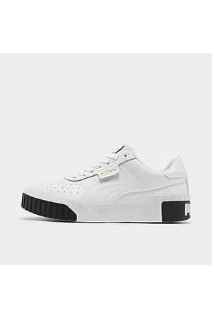 PUMA Women's Cali Fashion Casual Shoes in Size 7.0 Leather