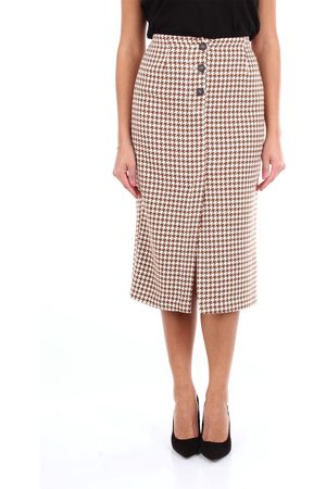 TELA Women Chinos - Chino Women and cotton - wool - polyester and other fibers
