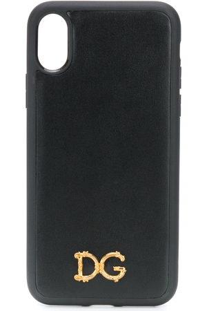 Dolce & Gabbana Logo-plaque iPhone X/XS case
