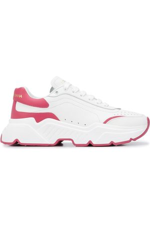 Dolce & Gabbana Women Sneakers - Daymaster lace-up sneakers