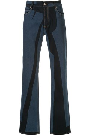 Maison Margiela Panelled slim-fit jeans