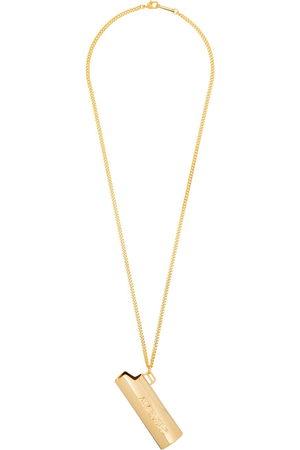 AMBUSH Men Necklaces - Lighter pendant necklace