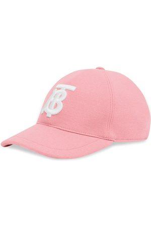 Burberry Women Caps - Monogram motif baseball cap