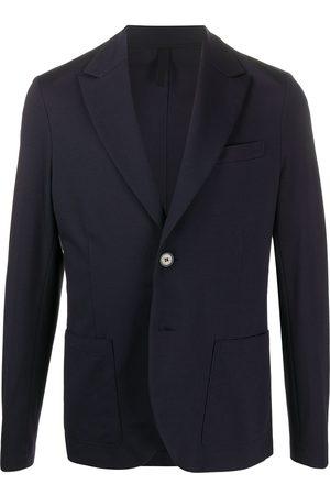 Harris Wharf London Fitted single-breasted blazer