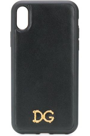 Dolce & Gabbana Logo-plaque iPhone XR case