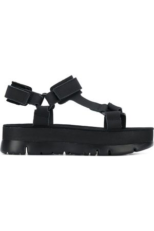 Camper Women Sandals - Oruga platform sandals