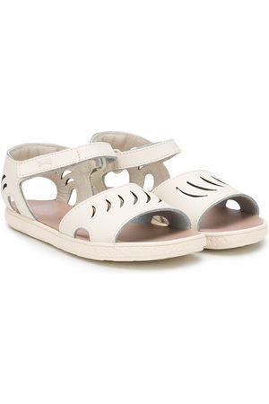 Camper Kids Girls Sandals - Cut-out sandals - NEUTRALS