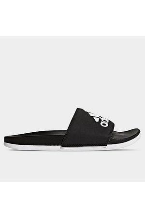 adidas Women's Adilette Comfort Slide Sandals in