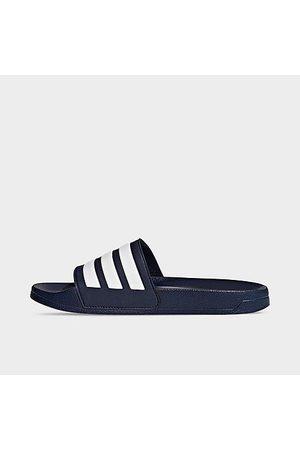 adidas Men's Essentials Adilette Cloudfoam Slide Sandals in