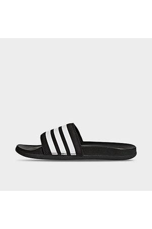adidas Women's adilette Cloudfoam Plus Slide Sandals in