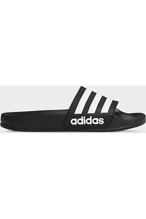 adidas Boys' Big Kids' Adilette Shower Slide Sandals in