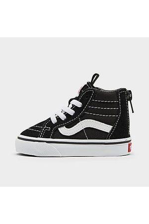 Vans Kids' Toddler Sk8-Hi Zip Casual Shoes in