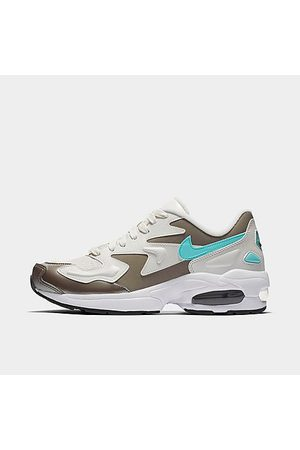 Nike Women's Air Max2 Light SE Casual Shoes in Grey
