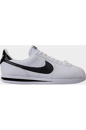 Nike Men's Cortez Basic Leather Casual Shoes in