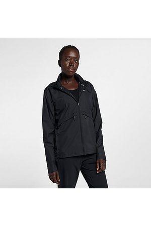 Nike Women's Essential Hooded Rain Jacket in