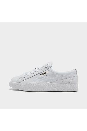 Puma Women's Love Tumble Leather Casual Shoes in