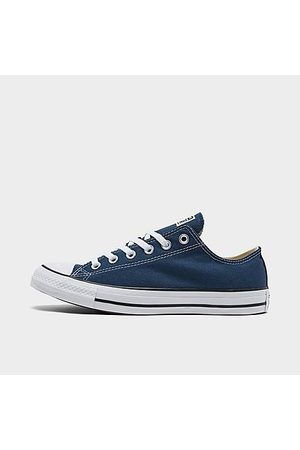 Converse Unisex Chuck Taylor All Low Top Casual Shoes in Navy