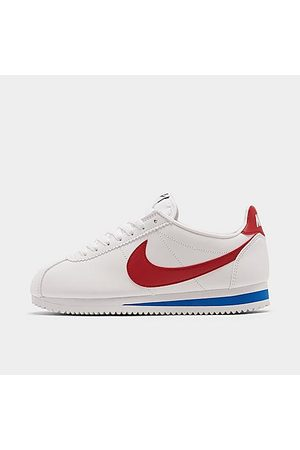 Nike Women Casual Shoes - Women's Classic Cortez Leather Casual Shoes in