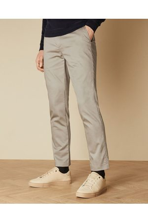 Ted Baker Men Chinos - Slim Fit Satin Finish Chinos