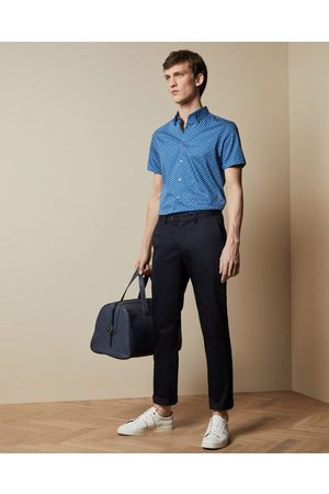 Ted Baker Slim Fit Satin Finish Chinos