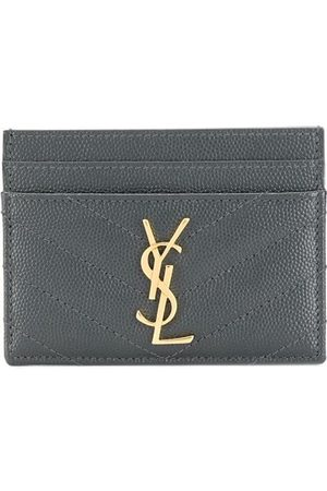 Saint Laurent Women Purses - Monogram quilted cardholder