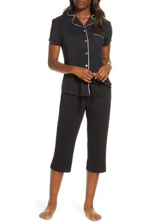 Lusome Women's Donna Crop Pajamas