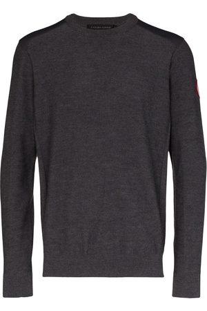 Canada Goose Dartmouth merino wool jumper - Grey