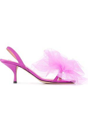 Marco De Vincenzo Women Sandals - Bow detail sandals