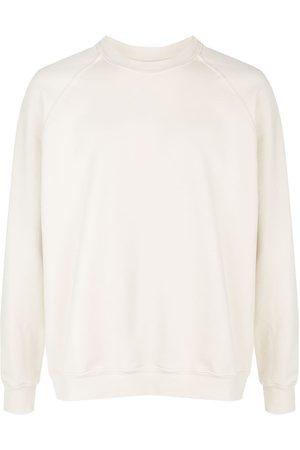 Les Tien Men Sweatshirts - Raglan-sleeves cotton sweatshirt