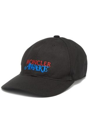 2 Moncler 1952 X Awake Ny Logo-embroidered Baseball Cap - Mens