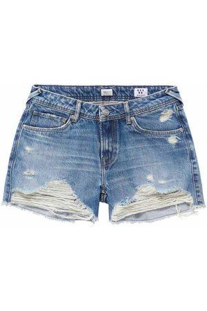 Pepe Jeans Thrasher Blues Denim Shorts 31 Denim