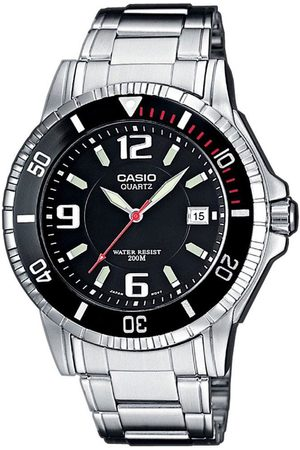 Casio Collection Mtd-1053d-1a One Size Black