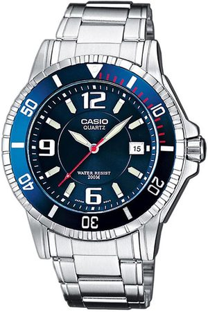 Casio Collection Mtd-1053d-2a Watch One Size Blue