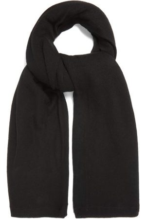 Raey Sheer Knitted Cashmere Scarf - Womens