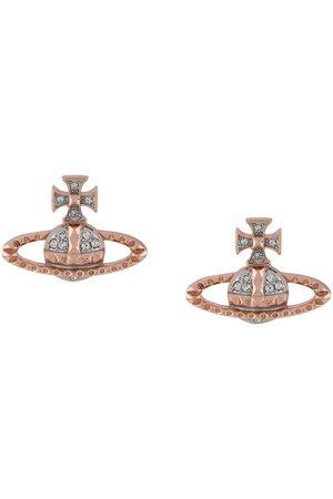 Vivienne Westwood Women Earrings - Mayfair Bas Relief stud earrings