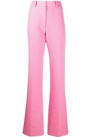 Victoria Beckham High-waisted slim leg trousers