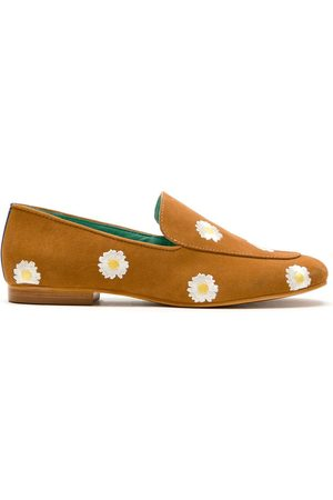 Blue Bird Daisy boyish 15mm loafers