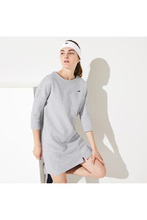 Lacoste Women's Sport Logo Tennis Sweatshirt Dress : / /