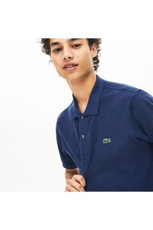 Lacoste Men Polo Shirts - Men's Marl Fabric L.12.12 Polo :