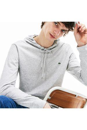 Lacoste Men's Regular Fit Hooded Jersey T-shirt :