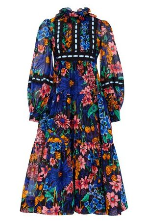Marc Jacobs Runway Women Maxi Dresses - Cotton dress