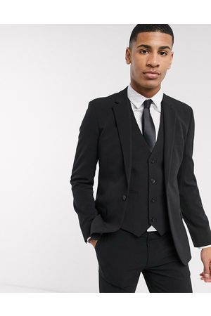 ASOS Suits - Super skinny suit jacket in four way stretch in