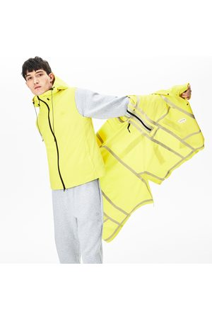 Lacoste Men's Motion 3-in-1 Raincoat With Detachable Vest :