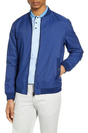 Ted Baker Men's Slim Fit Bomber Jacket