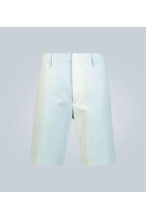 Auralee Washed finx gradation dye shorts