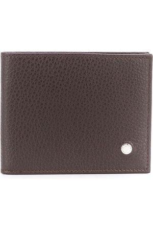 Orciani Men Wallets - Pebbled leather bifold wallet