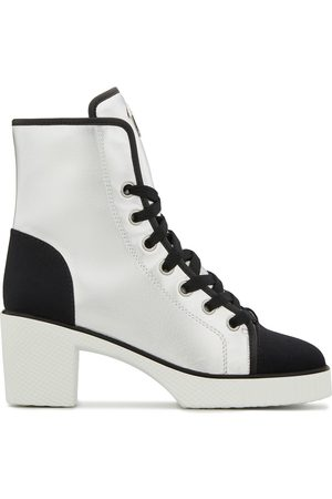 Giuseppe Zanotti Women Ankle Boots - Nidir chunky-heel ankle boots